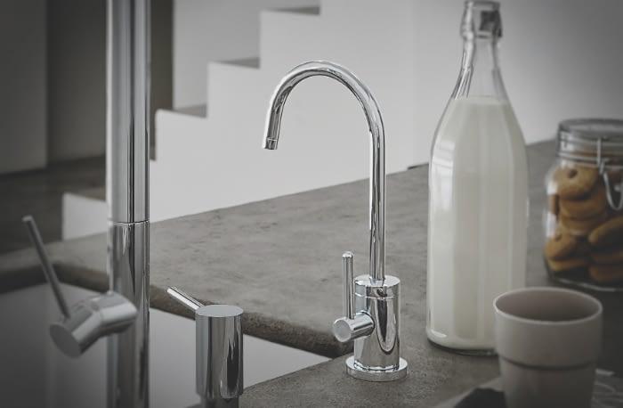 California kitchen faucet